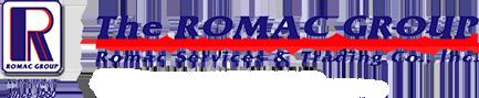 romac logo